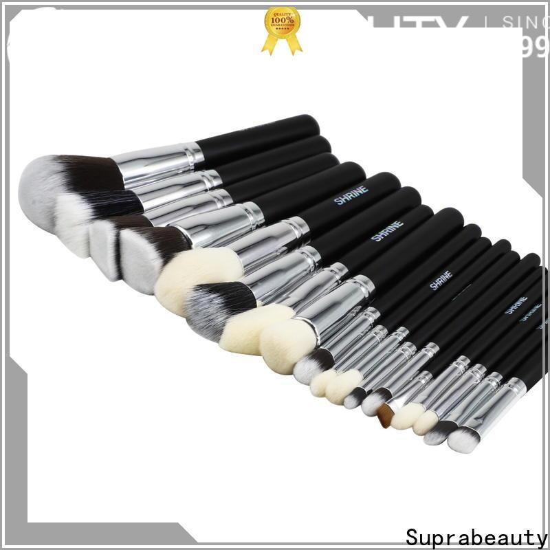 Suprabeauty popular makeup brush sets from China bulk buy