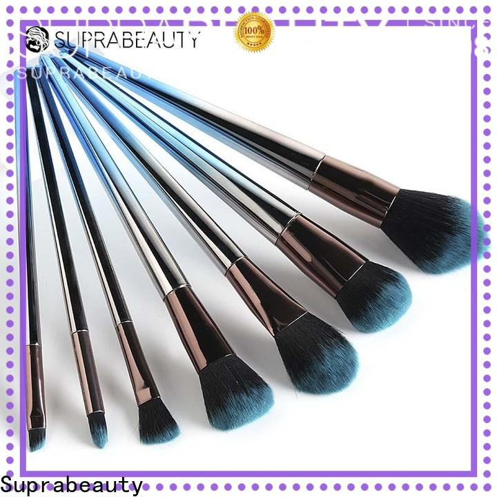 Suprabeauty top selling complete makeup brush set best supplier on sale
