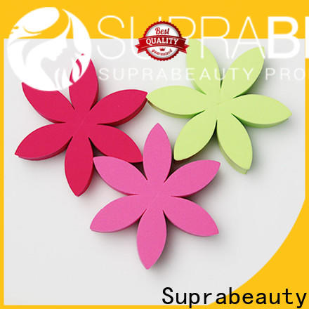 Suprabeauty makeup foundation sponge from China for promotion