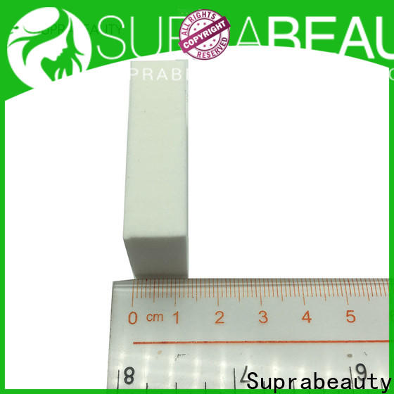 Suprabeauty cheap foundation sponge factory direct supply for make up