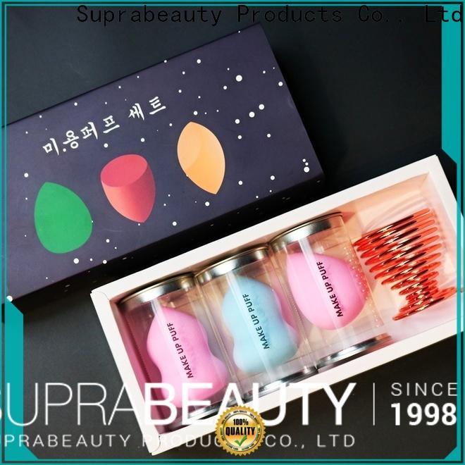 Suprabeauty cosmetic sponge supplier bulk buy
