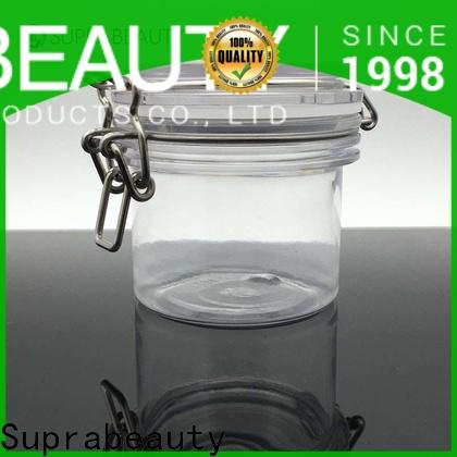 Suprabeauty popular cosmetic jars with lids supply for packaging