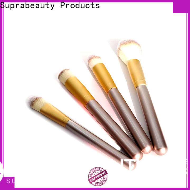 Suprabeauty foundation brush set from China for promotion