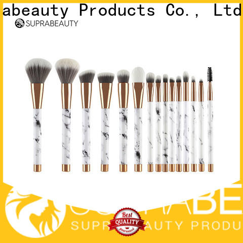 Suprabeauty portable beauty brushes set supplier for women