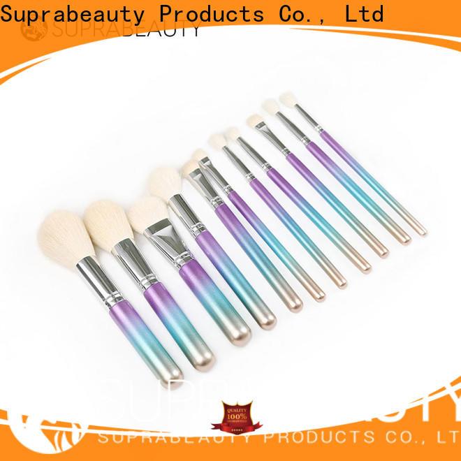 Suprabeauty unique makeup brush sets factory for beauty