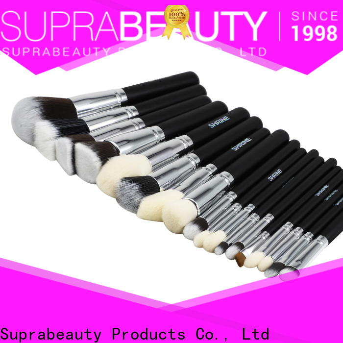 Suprabeauty beauty brushes set wholesale for beauty