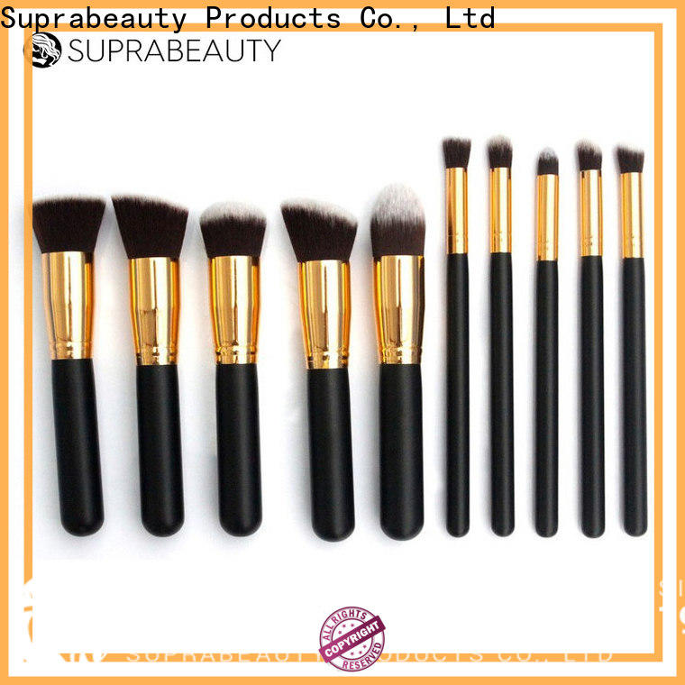 Suprabeauty hot selling complete makeup brush set supplier for beauty