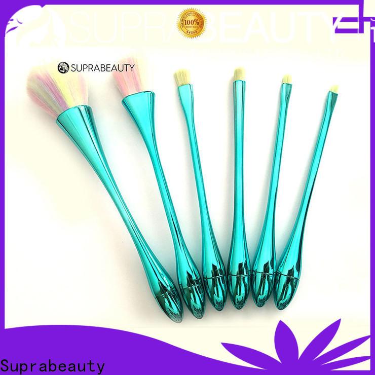 customized best beauty brush sets factory bulk production