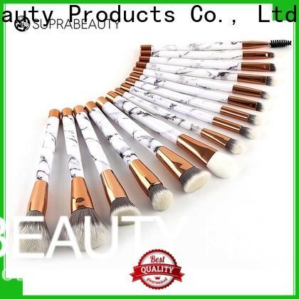 Suprabeauty factory price nice makeup brush set supplier bulk buy