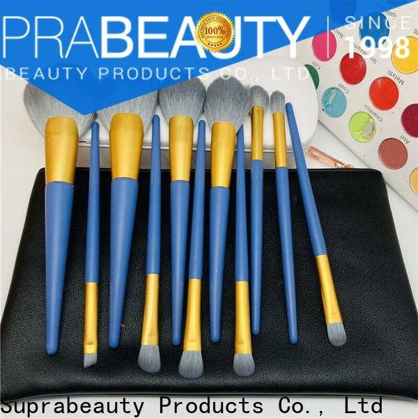 Suprabeauty complete makeup brush set supplier for beauty