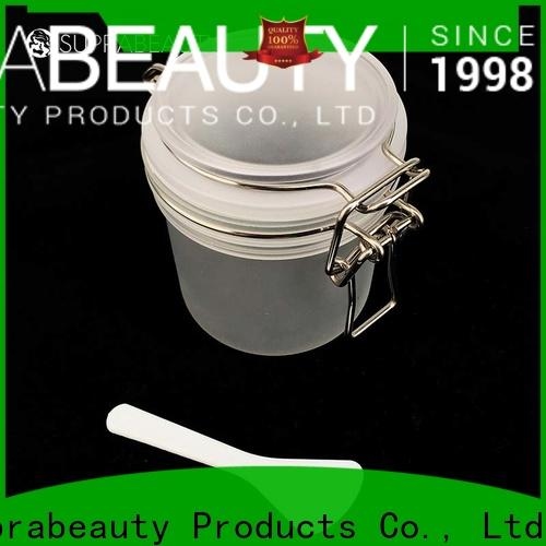 Suprabeauty empty cosmetic jars supply for promotion