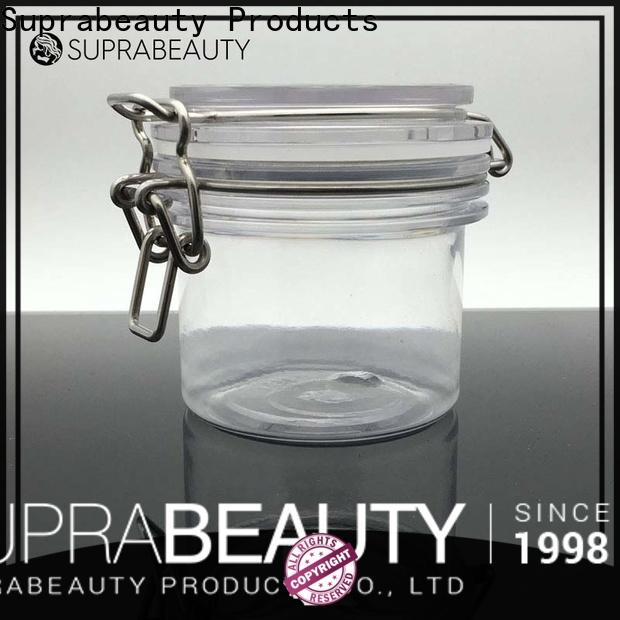 Suprabeauty worldwide fancy cosmetic jars best supplier bulk buy