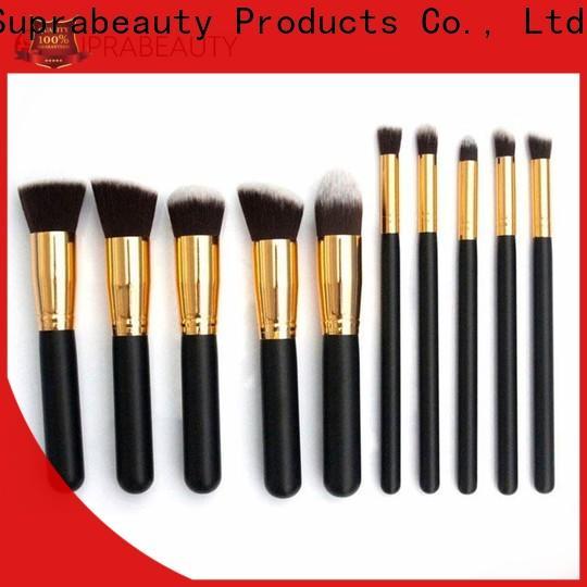 Suprabeauty custom best beauty brush sets manufacturer for promotion