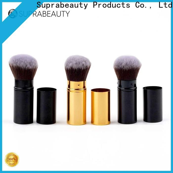 Suprabeauty promotional inexpensive makeup brushes with good price for promotion