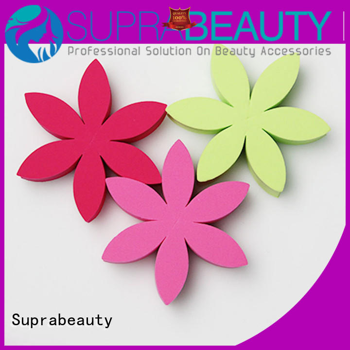 Flower shape beauty blending sponge latex free SPS1005