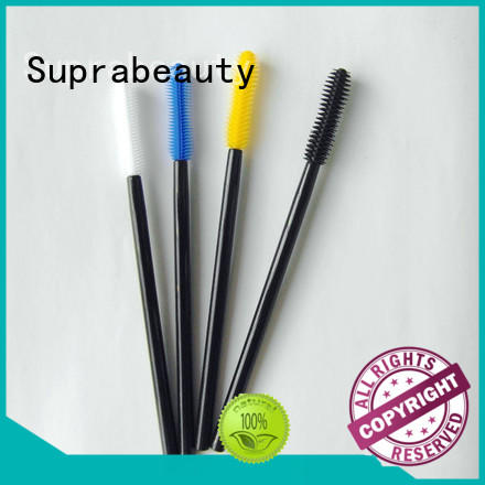 double side disposable makeup brushes and applicators smudger for eyeshadow powder