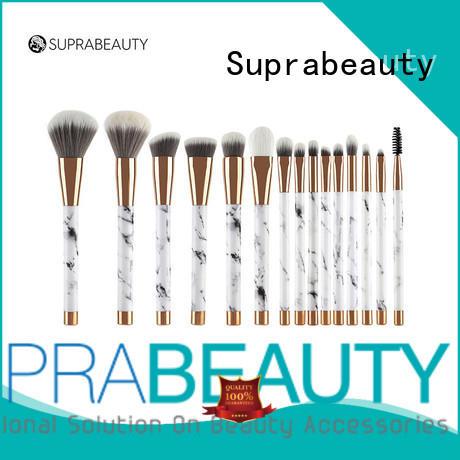 Suprabeauty pcs makeup brush kit with brush belt for students