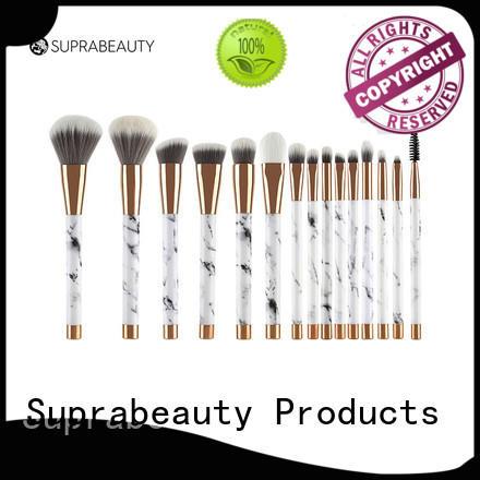 sp makeup brush kit with brush belt