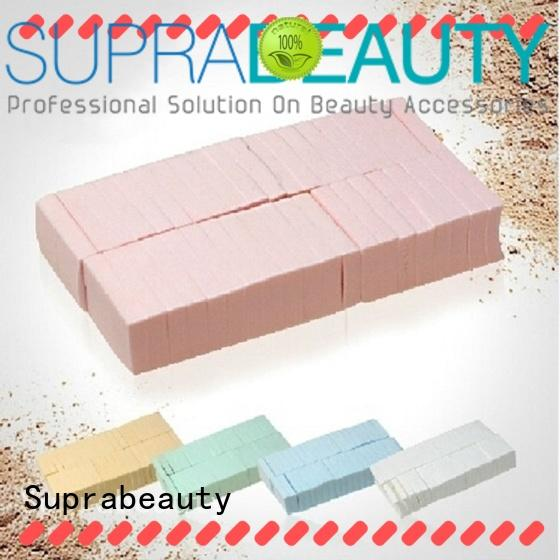 Suprabeauty egg best cheap makeup sponges wedge for cream foundation