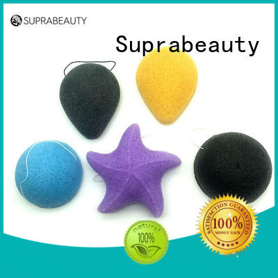 disposable face sponge for foundation wedge for cream foundation