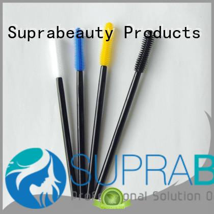 sponge disposable lip brush applicators large tapper head for eyelash extension liquid Suprabeauty