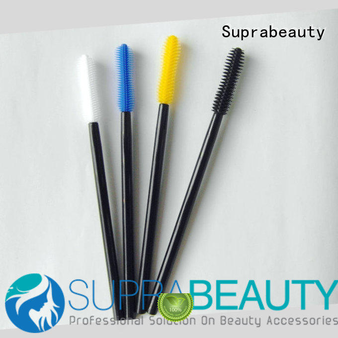 Suprabeauty curved lipstick brush spd for eyeshadow powder