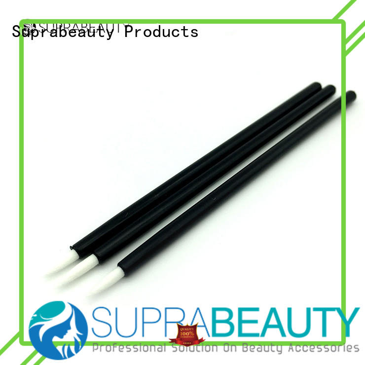 Suprabeauty spd lint-free applicator large tapper head for eyeshadow powder