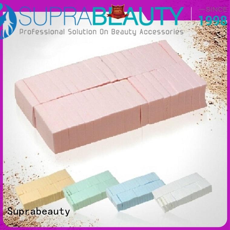 Suprabeauty liquid foundation sponge supplier for women