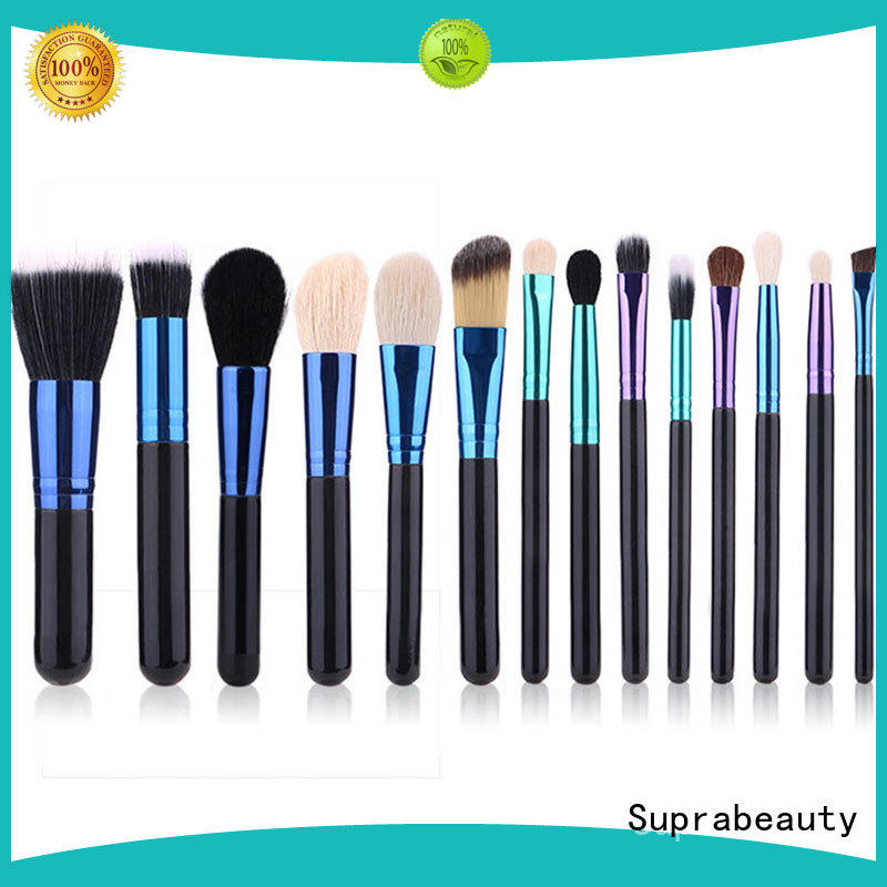 practical top makeup brush sets wholesale for packaging