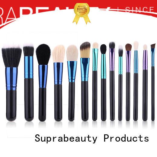 Suprabeauty beauty brushes set from China bulk buy