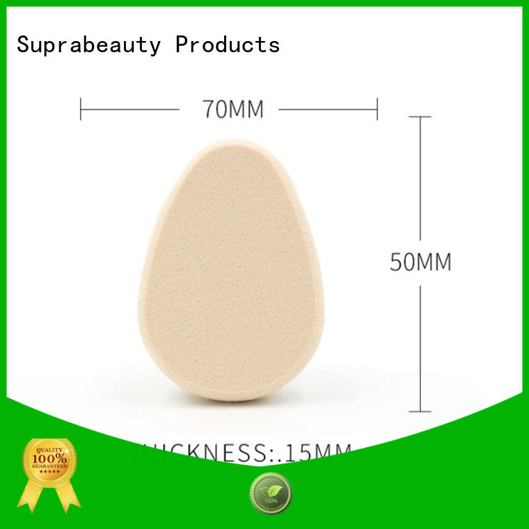 Suprabeauty blender makeup sponge online with customized color for mineral powder