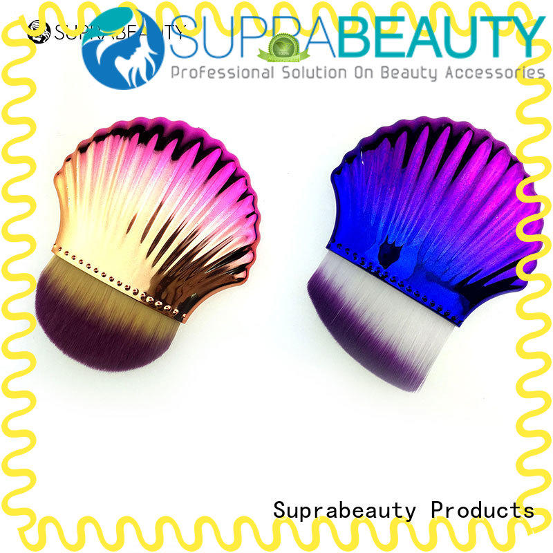compact very cheap makeup brushes with eco friendly painting