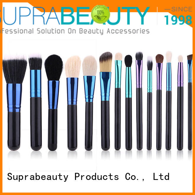 Suprabeauty cruelty buy makeup brush set with brush belt for students