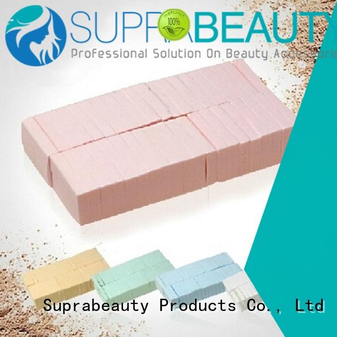 sp makeup foundation sponge with customized color for mineral dried powder Suprabeauty