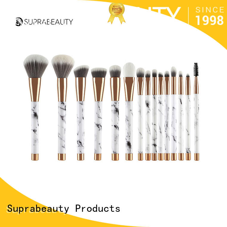 custom top 10 makeup brush sets wholesale for packaging