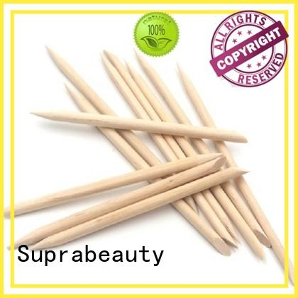 odm disposable makeup spatula with opp bag packaging for stirring the mask