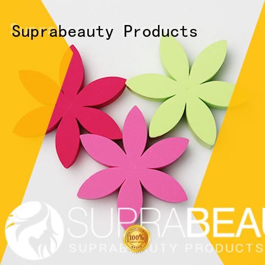 Suprabeauty reliable foundation sponge manufacturer for make up
