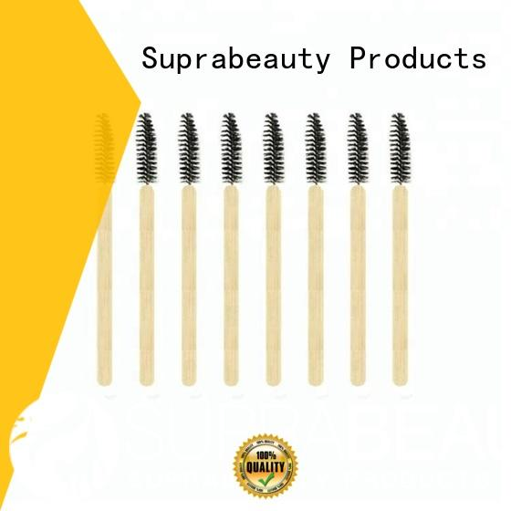 Suprabeauty disposable brow brush supply for packaging