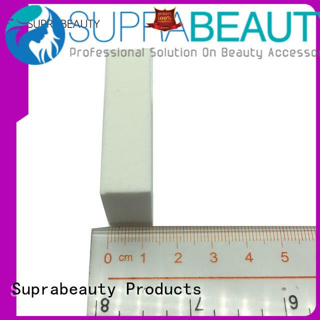 Suprabeauty sps good makeup sponges with customized color for cream foundation