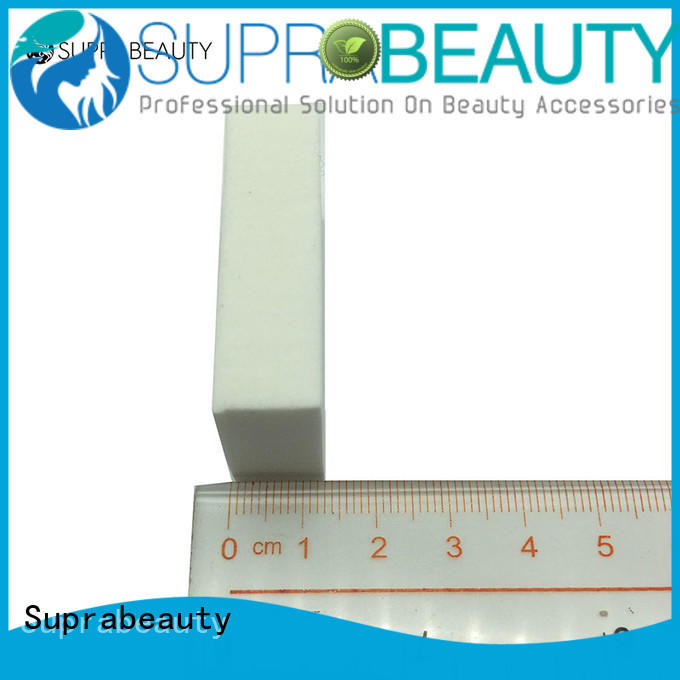 Suprabeauty organic sponge for face makeup sps for mineral dried powder