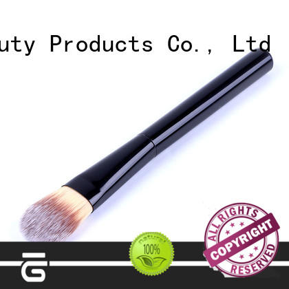 Suprabeauty spn cosmetic makeup brushes with super fine tips