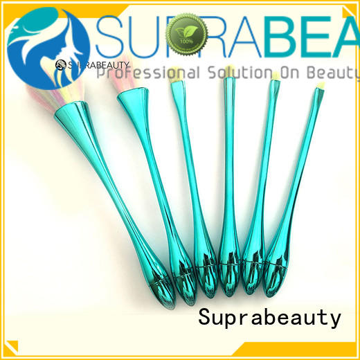 Suprabeauty foundation top 10 makeup brush sets with synthetic bristles for students