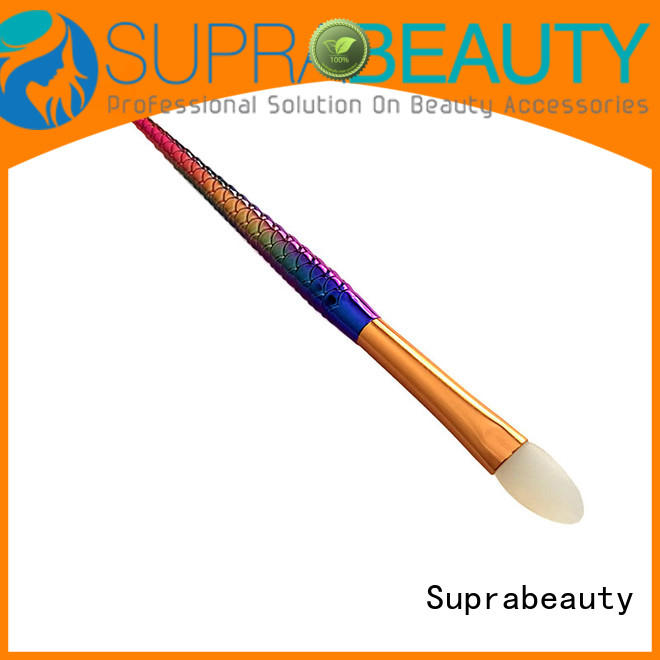 Suprabeauty spn retractable cosmetic brush manufacturer for liquid foundation