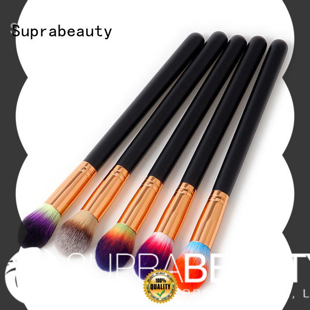 Suprabeauty quality pretty makeup brushes best manufacturer for promotion