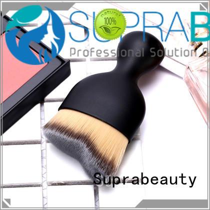 sp kabuki makeup brush with super fine tips for liquid foundation Suprabeauty