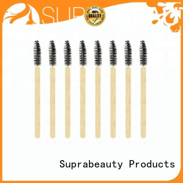Suprabeauty mascara brush wholesale bulk production