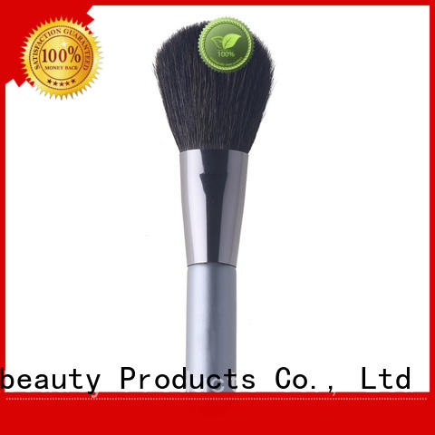 high quality cosmetic brush supplier for loose powder
