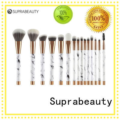 factory price affordable makeup brush sets with good price for women