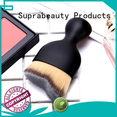 Suprabeauty portable new foundation brush supplier for eyeshadow