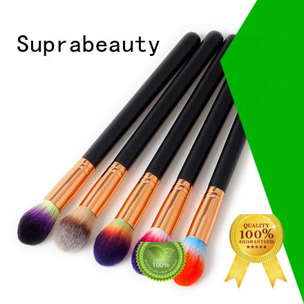 handle low price makeup brushes for liquid foundation